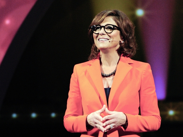 CBS Entertainment Chairman Nina Tassler - 2014 CBS Upfront Presentation