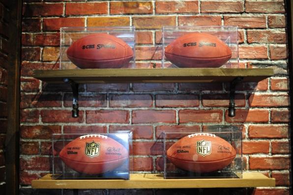 More Footballs!