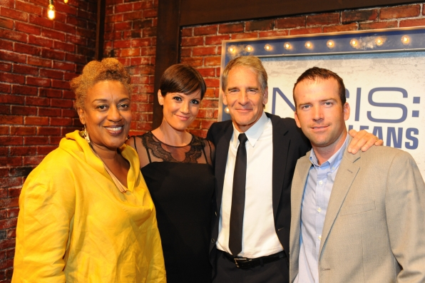 NCSI: New Orleans Cast