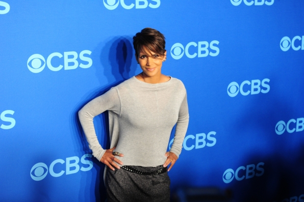 Halle Berry - 2014 CBS Upfront Presentation