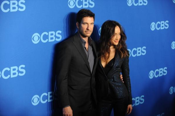 "The Cast of ""Stalker"" - 2014 CBS Upfront Presentation"