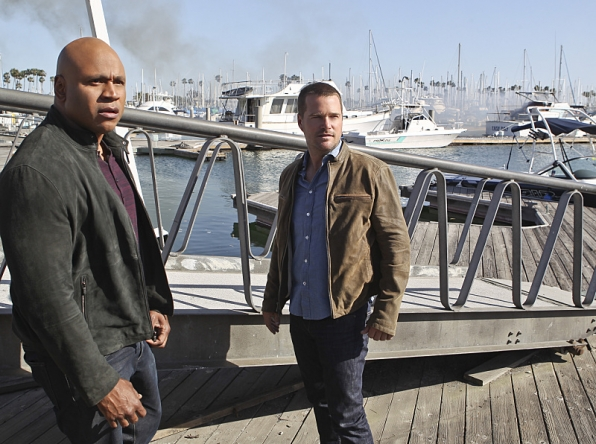"""Seal Hunter"" - NCIS: Los Angeles S6 E6"