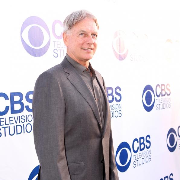 Mark Harmon on the CBS Summer Soiree Red Carpet