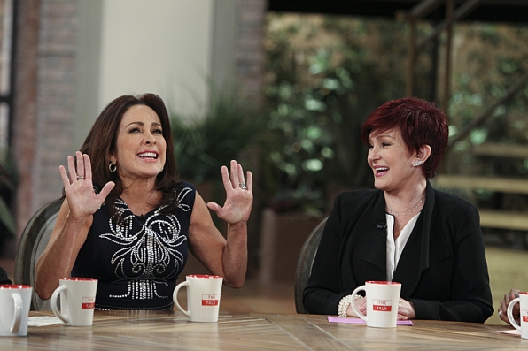 Patricia Heaton & Sharon
