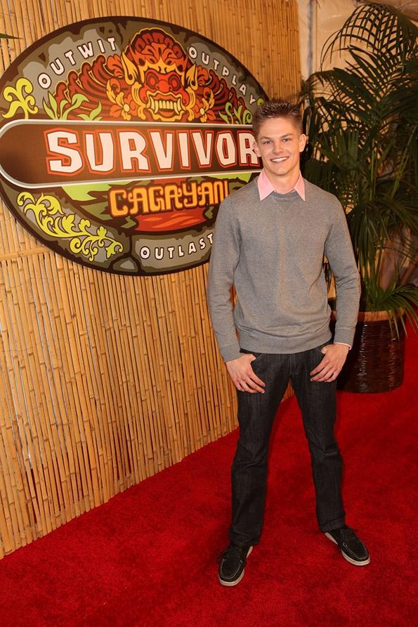 Survivor Finalist Spencer Bledsoe
