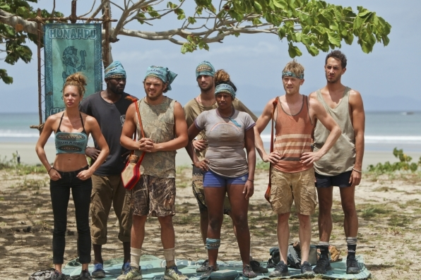 The Coyopa tribe was off to a rough start and lost three immunity challenges consecutively- but it was Hunahpu that Jeff described as needed the most help.