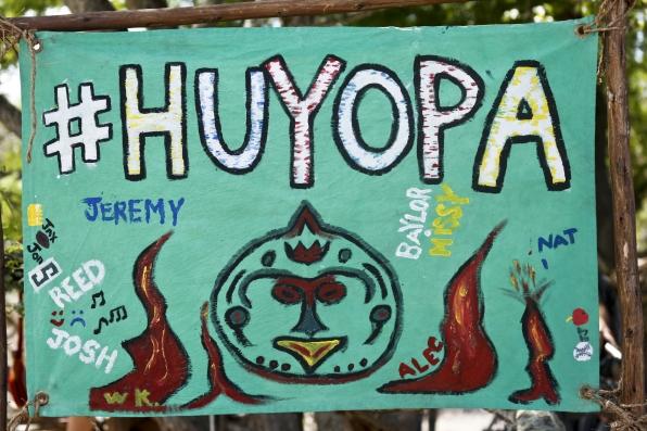 #Huyopa