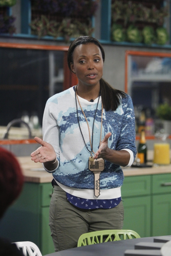 Aisha Tyler Builds Her Alliance