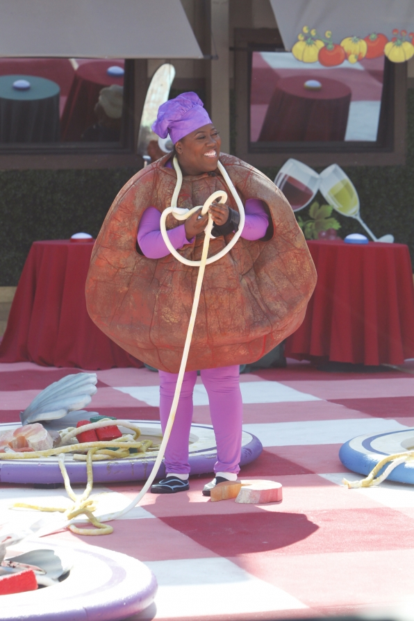 Sheryl Underwood is Ready for the Meatball Challege