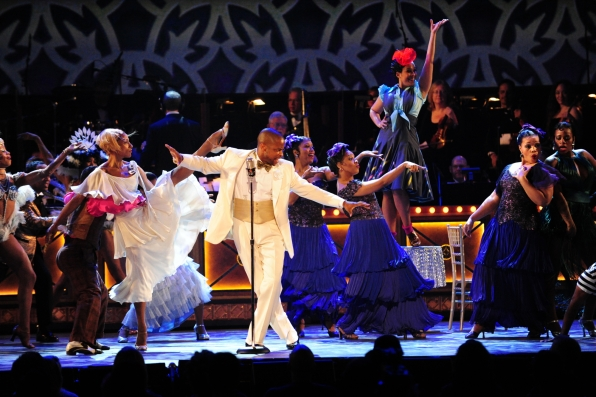 Dule Hill and the cast of After Midnight - 2014 Tony Awards - CBS.com