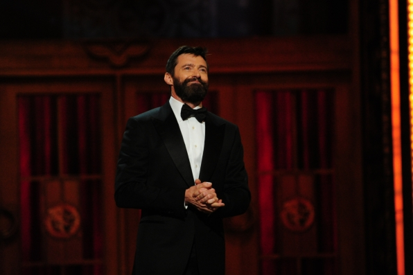 Hugh Jackman - 2014 Tony Awards