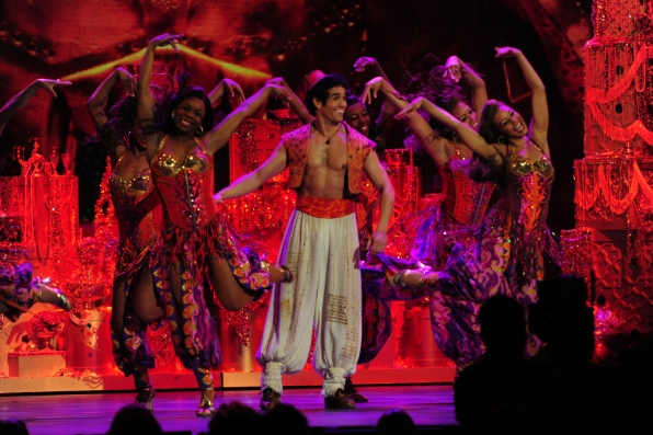 The Cast of Aladdin - 2014 Tony Awards