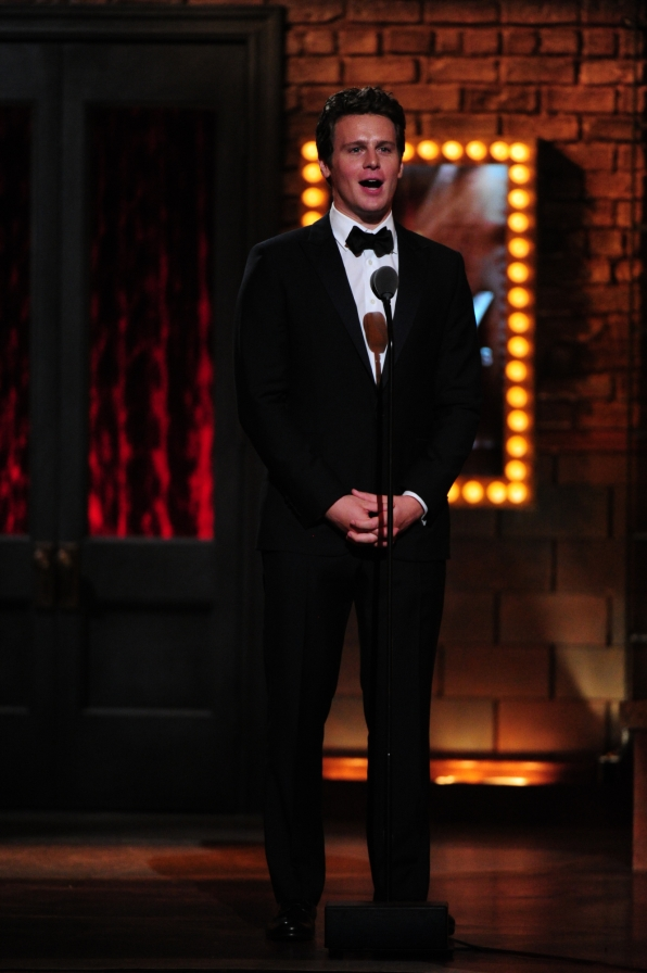 Jonathan Groff - 2014 Tony Awards