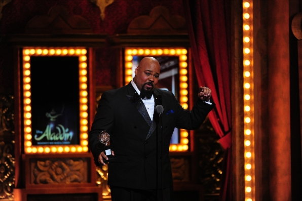 Winner Best Performance by an Actor in a Featured Role in a Musical James Monroe Iglehart for Aladdin