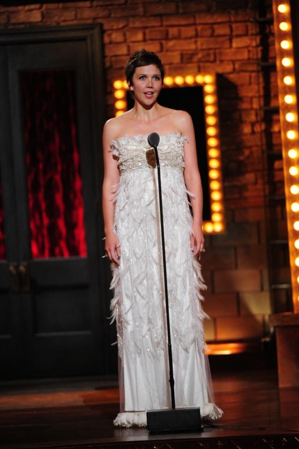Maggie Gyllenhaal - 2014 Tony Awards