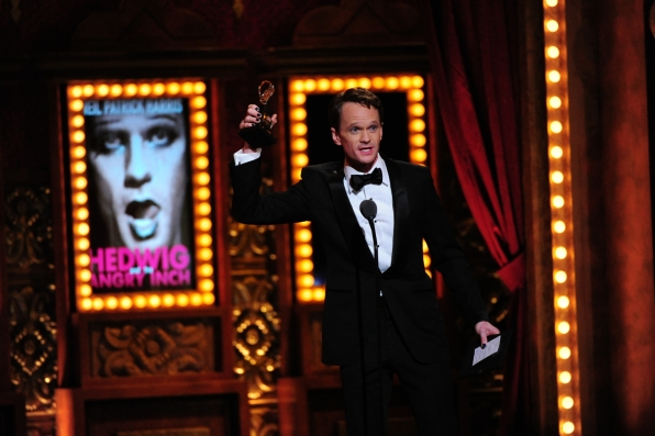 15. Neil Patrick Harris Wins for Best Performance by an Actor in a Leading Role in a Musical - Tony's Unforgettable Moments