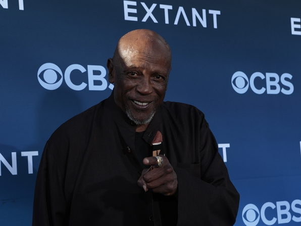 Louis Gossett, Jr. - Extant Premiere Red Carpet