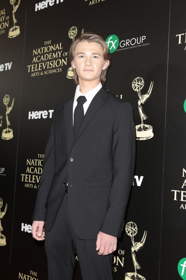 Daniel Polo - Daytime Emmy Awards Red Carpet