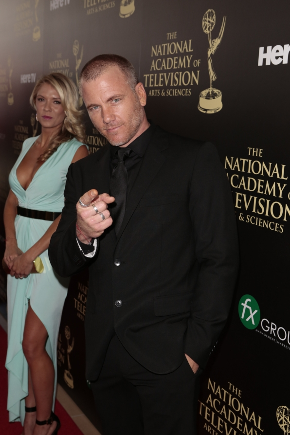 Sean Carrigan - Daytime Emmy Awards Red Carpet