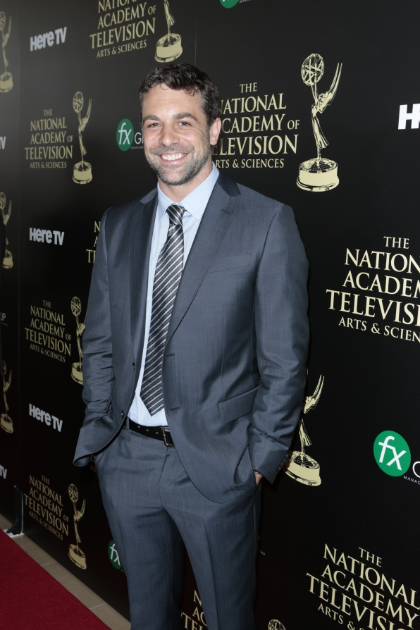 Chris McKenna - Daytime Emmy Awards Red Carpet