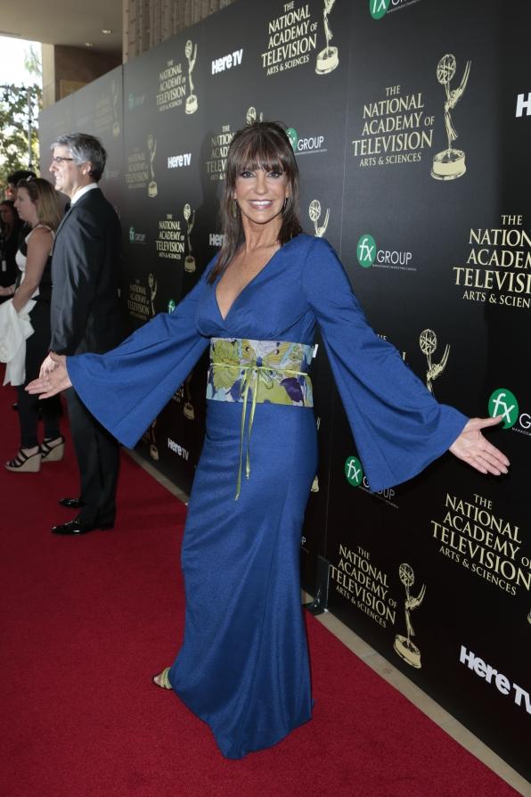 Jess Walton - Daytime Emmy Awards Red Carpet