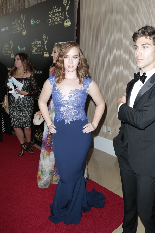 Camryn Grimes - Daytime Emmy Awards Red Carpet