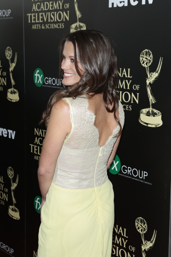 Melissa Claire Egan - Daytime Emmy Awards Red Carpet