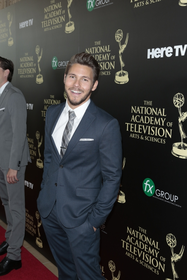 Scott Clifton - Daytime Emmy Awards Red Carpet