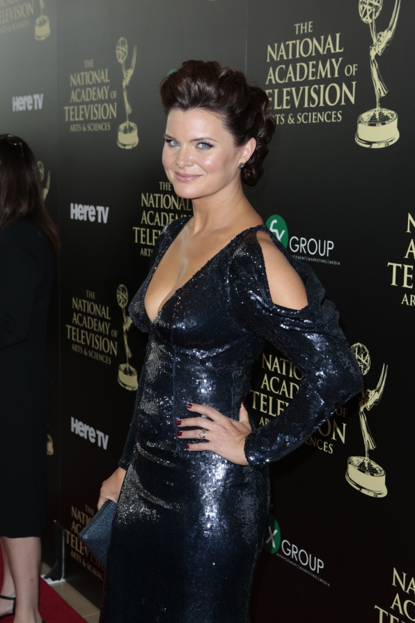 Heather Tom - Daytime Emmy Awards Red Carpet
