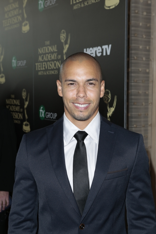 Bryton James - Daytime Emmy Awards Red Carpet