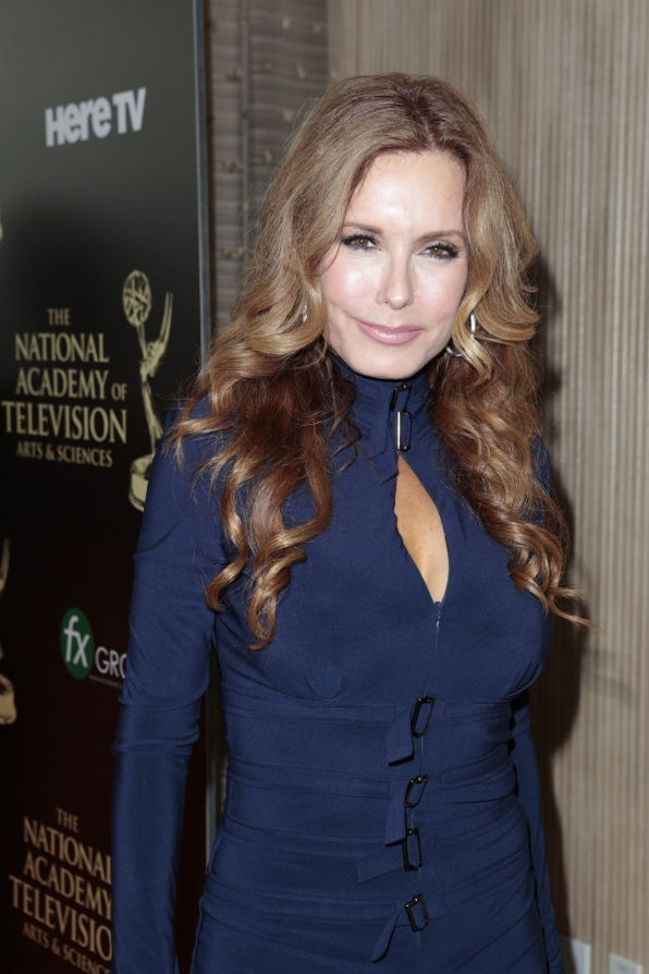 Tracey Bregman - Daytime Emmy Awards Red Carpet