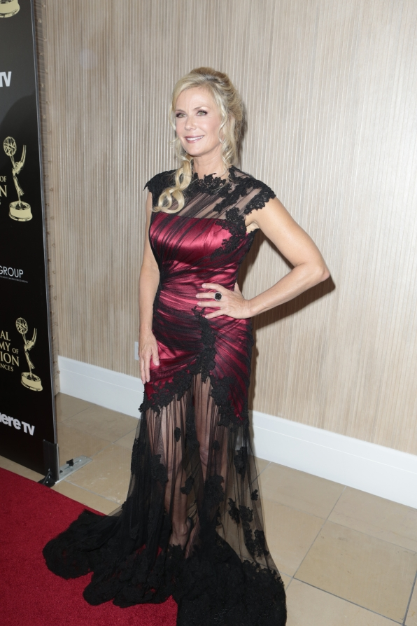 Katherine Kelly Lang - Daytime Emmy Awards Red Carpet