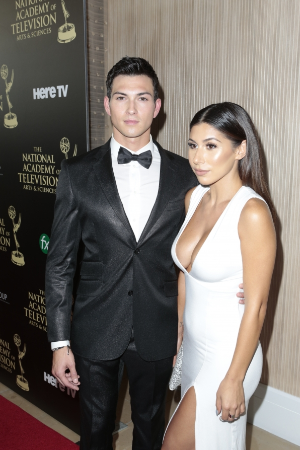 Robert Scott Wilson - Daytime Emmy Awards Red Carpet