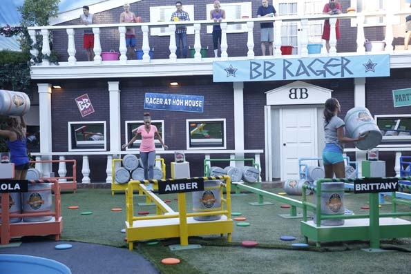 BB Rager HoH Competition