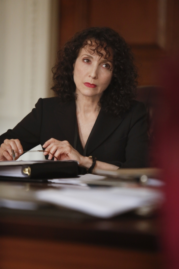 37. Bebe Neuwirth is from Princeton, N.J., and currently resides in New York.