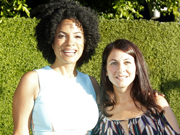 Janine Sherman Barrois and Erica Messer - Criminal Minds