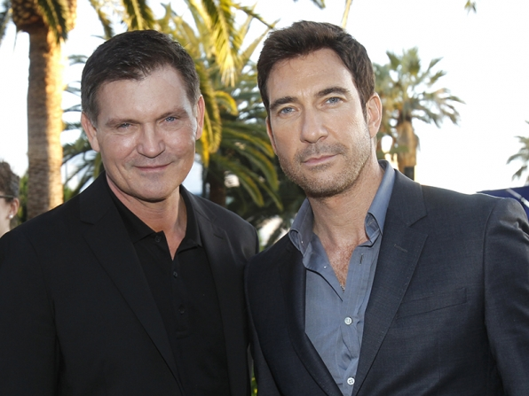 Kevin Williamson and Dylan McDermott - Stalker
