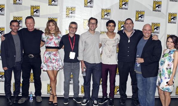 The Cast of Scorpion