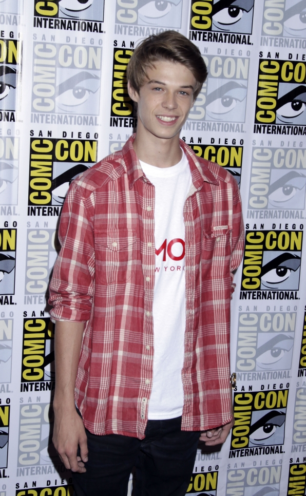 Colin Ford's Turn in Front of the Cameras