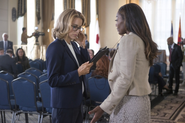 Madam Secretary and Daisy - S1E4