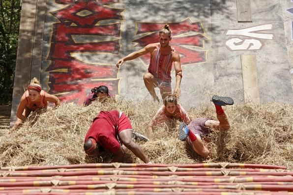 The No Collar Tribe takes a tumble