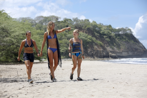 Kelly, Sierra & Lindsey