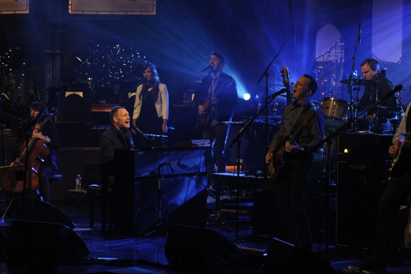 David Gray  - Live on Letterman - CBS.com