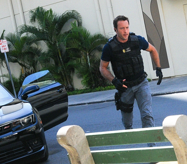 25. Steve McGarrett - Hawaii Five-0