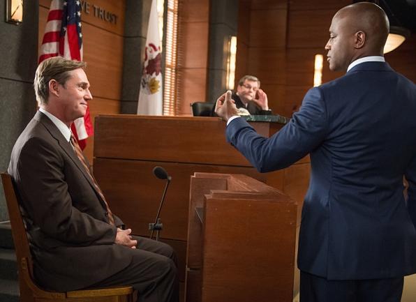 """Taye Diggs Guest Stars as Dean Levine-Wilkins in """"Dear God"""" S6E3"""