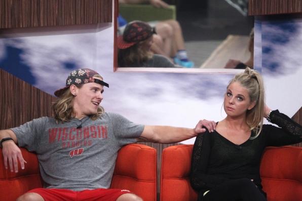 Hayden and Nicole
