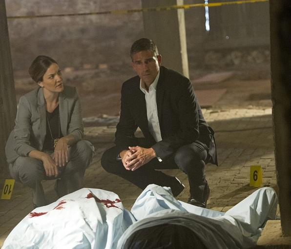 "Reese and Erica Lennox in ""Brotherhood"" S4E4"