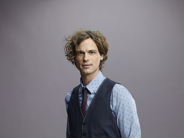 8. Dr. Spencer Reid (<i>Criminal Minds</i>)