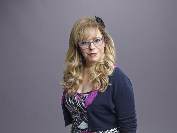 The one and only Penelope Garcia