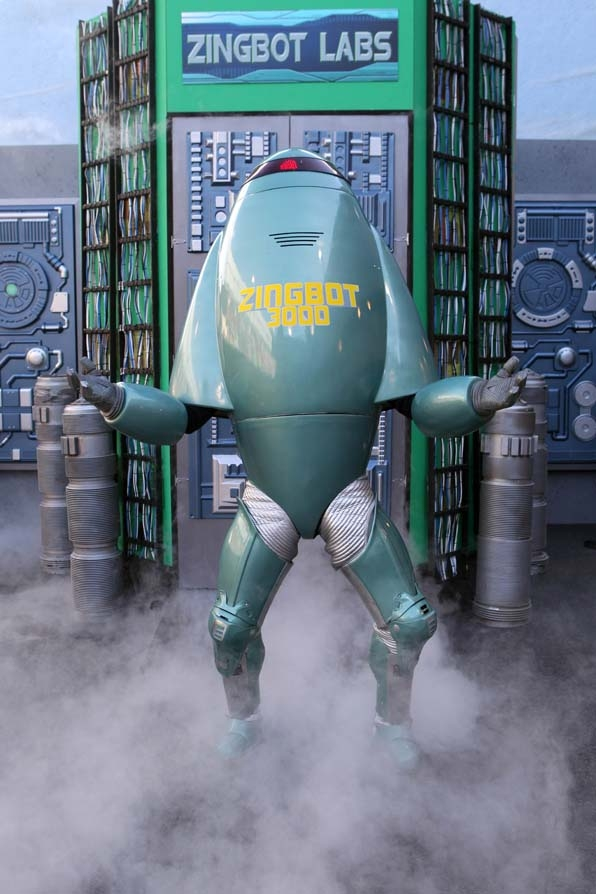Zingbot's triumphant return